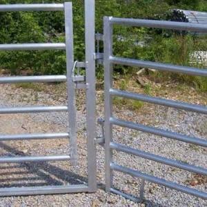 Livestock Yards Manufactures