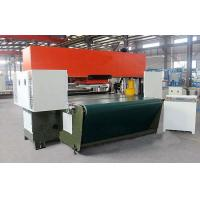 Buy cheap customized Shoes Making Hydraulic Traveling Head Cutting Machine Low Energy from wholesalers