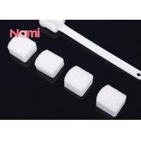 Buy cheap Square Shape White Magic Eraser Cleaning Sponges Melamine Customized Logo from wholesalers