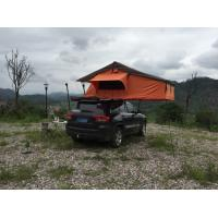 4x4 Off Road 4 Person Roof Top Tent Ultralight With 6 Cm Thickness Mattress Manufactures