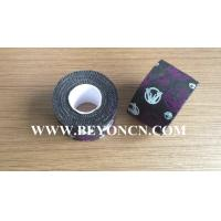 Buy cheap Black Self Adhesive Athletic Tape Sticky Fix Hot Cold Packs In Position from wholesalers