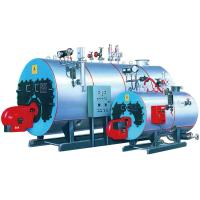 Corner Tube ASME Steam Hot Water Boiler With HDB Design Manufactures