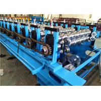 IBR Roof Panel Forming Machine Sheet Roll Forming Machine Standing Pillar Type Manufactures