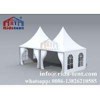Buy cheap Rustproof Gazebo Canopy Party Tent , Guangzhou Outside Party Tents 4x4m from wholesalers