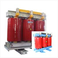 AN Or ANAF Cooling 3 Phase Transformer Dry 33kV - 3150 KVA Cast Resin Manufactures