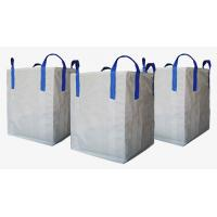 China supplier PP woven bulk big ton bag / jumbo bag for packing stone, fish meal,sugar,cement,sand,China supply pp wove Manufactures