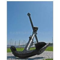 Hot Dip Galvanized Rock Boat Anchor Stock Anchor With ABS GL Certificate Manufactures