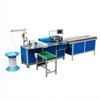 Nanbo 8 Bar Automatic Punch And Spiral Binding Machine Single Coil Manufactures