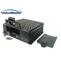 4CH HD SD Card 4G Mobile DVR For new bus WiFi 3G 4G in optional Manufactures
