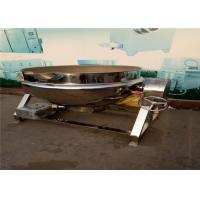 Food Processing AutomaticStirFryMachine For Restaurant High Thermal Efficiency Manufactures