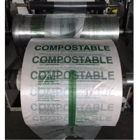 Cassava Cornstarch Biodegradable Compostable Bags compost packaging packing pac pak products company bagease bagplastics Manufactures