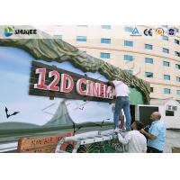 Shopping Center  XD Theatre With Electronics Motion Seats Panasonic Projector Manufactures
