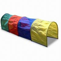 7ft U-shaped Tunnel, Made of 750D Mesh Cloth Manufactures
