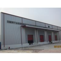 Buy cheap Anti Fire EPS Roof Steel Structure Warehouse with C Type Wall from wholesalers