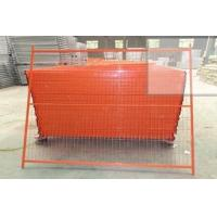 Welded Temporary Fence Orange,Yellow Manufactures