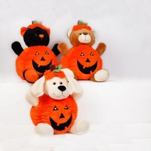 China Hallowmas Teddy Bear Plush Toys on sale