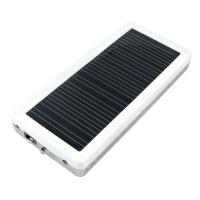 The Fast Multifunction 1350mAh Emergency Solar Charger For Mobile IPhone And IPod Series Manufactures