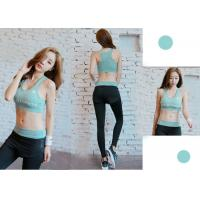 Women Quick Dry Sleeveless Sports Vests Gym Tops Comfortable For Running Manufactures