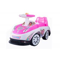 "Pink 25 "" Kids Ride On Toys / Four - Wheel Battery Operated Ride On Cars Manufactures"
