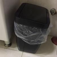 Household Sensor Waste Bin Open Top Structure PP Plastic Material Manufactures