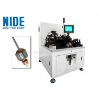 Dynamic Armature Balancing Machine Semi Auto For Motor Rotor Testing Manufactures