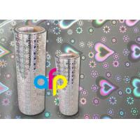3 Inch Core Metalized Polyester Film , Various Color Thermal Lamination Films Manufactures