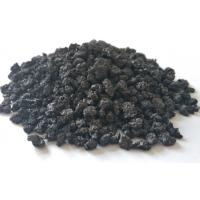 Low S And N Calcined Petroleum Coke , 98.5% Raw Pet Coke 1-10mm Size Manufactures