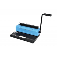 14.3mm Wire Ring Binding Machine For A4 Paper Notebook Manufactures