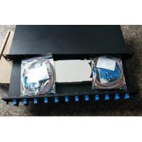 Outdoor FTTH 48 Cores ODF Optical Distribution Frame Cable Installation Manufactures