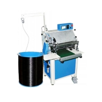 Single Loop 1/4'' Wire Spiral Notebook Making Machine , 1300notes/H Note Book Binding Machine Manufactures
