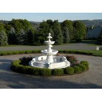 Stone carving fountain white marble carving sculpture,stone carving supplier Manufactures