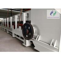 Large Capacity Apron Weigh Feeder , Chain Plate Feeder For Power Plant Manufactures