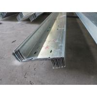 Galvanized Steel Roof Purlins For Components Construction Warehouse Building Manufactures