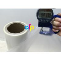 17 Micron Brilliant / Gloss Laminating Film 180mm - 1880mm Roll Width Manufactures