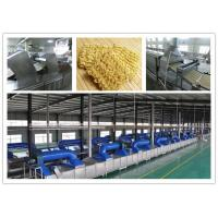 Automatic Chowmein Making Machine Non Frying Production No Fried Instant Noodle Line Manufactures