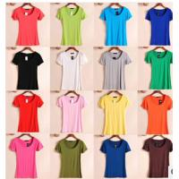 T-SHIRTS PIECE DYED Manufactures