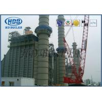 High Pressure HRSG Heat Recovery Steam Generator For Power Plant Waste Heat Exchange Manufactures