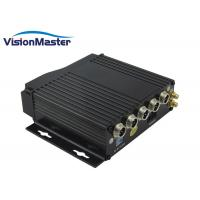 Buy cheap SD Card 4 Channel GPS Mobile DVR Industrial Hd Digital Video Recorder from wholesalers