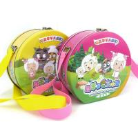 Lunch Tin box for DVD pack Manufactures