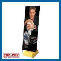 X Banner Stand with Water Base (POP-3-2) Manufactures