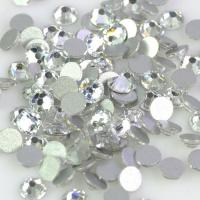 12 - 14 Facets Low Lead Rhinestones Extremely Shiny Environmentally Friendly Manufactures