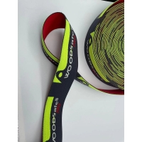 Wide underwear jacquard elastic waistband with custom brand Manufactures