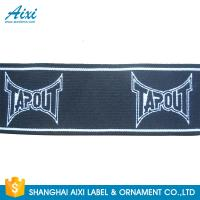 Customized Printed Elastic Waistband For Popular Underwear / Cothing Manufactures