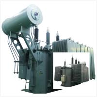 Low Noise Electric Distribution Transformer For 33KV Power System Manufactures