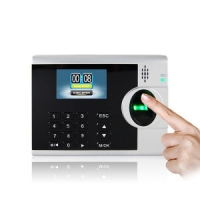 Buy cheap Customizable Biometric Fingerprint Time Attendance System For Employee from wholesalers