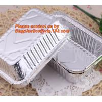 airline disposable aluminium, aluminum foil container for food packaging, kitchenware, tableware, disposable, takeaway Manufactures