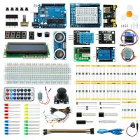 Buy cheap Super Project New UNO R3 Board Atmega328p Starter Kits For Arduino from wholesalers