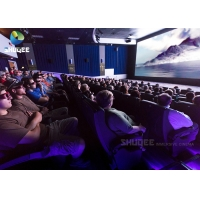 Specific Effects 3d Cartoon Movie , 3d Cinema System Equipment Manufactures