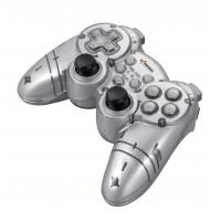 Professional MINI Double Vibration PC Joystick Controller Dual Analog Gamepad For Pc Manufactures