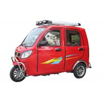 Stable 200CC 3 Wheel Gasoline Tricycle 3 Seats Gold Silver For The Disabled Manufactures